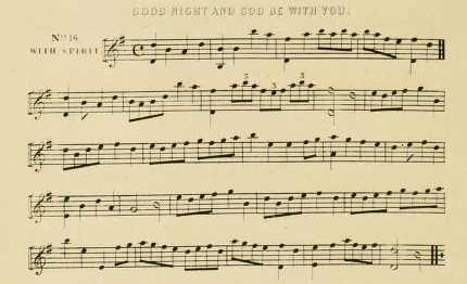 2. From: William Dauney, Ancient Scotish Melodies: From a Manuscript of the Reign of King James VI, Edinburgh 1838, p. 222