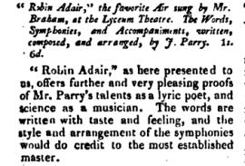 25. From: Monthly Magazine And British Register, Vol. 33, No. 223, February 1, 1812, p. 53