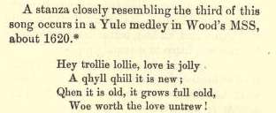 4. From: Francis James Child, The English And Scottish Popular Ballads, Part 7 (i.e. Vol. 4.1), Boston & New York 1890, p. 93