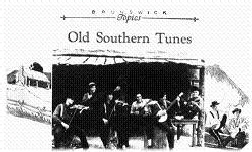 24. Old southern Tunes, Brunswick 1920s